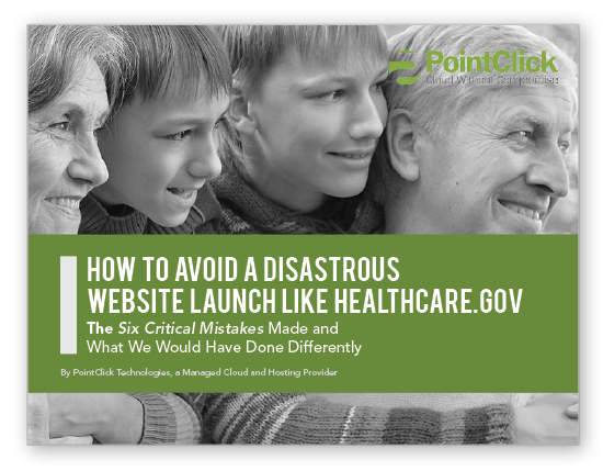 How to Avoid a Disastrous Website Launch like Heathcare.gov